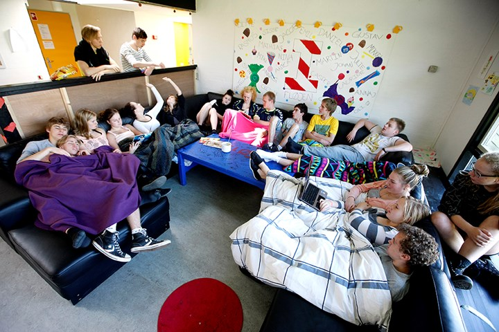 Vælg en efterskole i Midtjylland