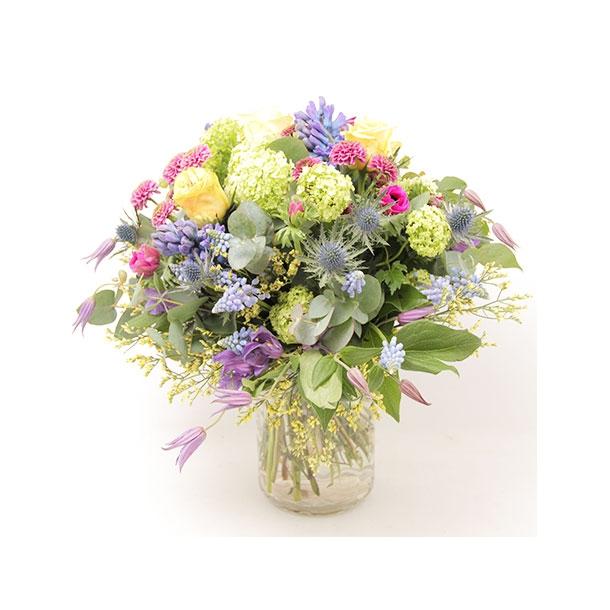 Aalborgensisk blomsterhandler har buketter og pynt til alle anledninger
