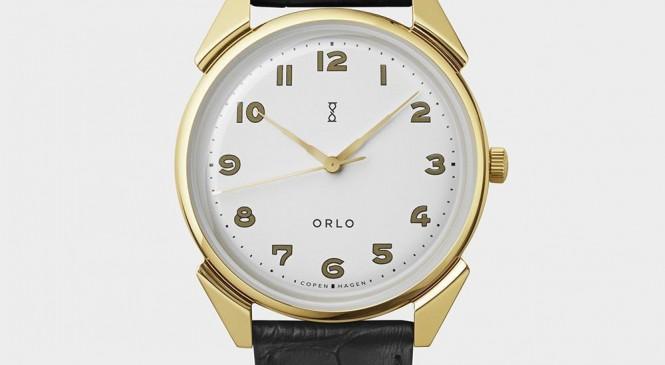 Orlo er lig med stilfulde ure til mænd… og kvinder